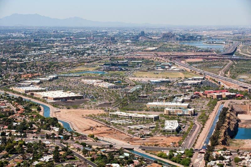 Deserto urbano immagini stock
