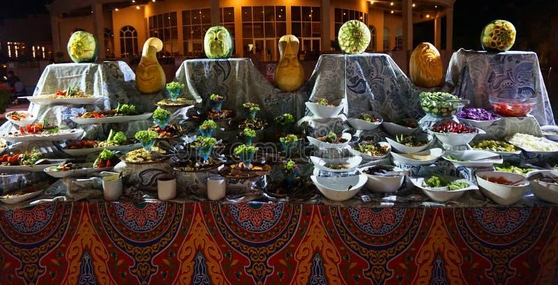 desertos doces do Egito imagem de stock
