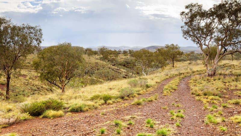 Desfiladeiro Austrália dos vales imagem de stock