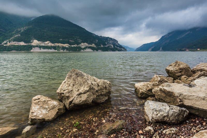 Desfiladeiro de Danúbio imagem de stock royalty free