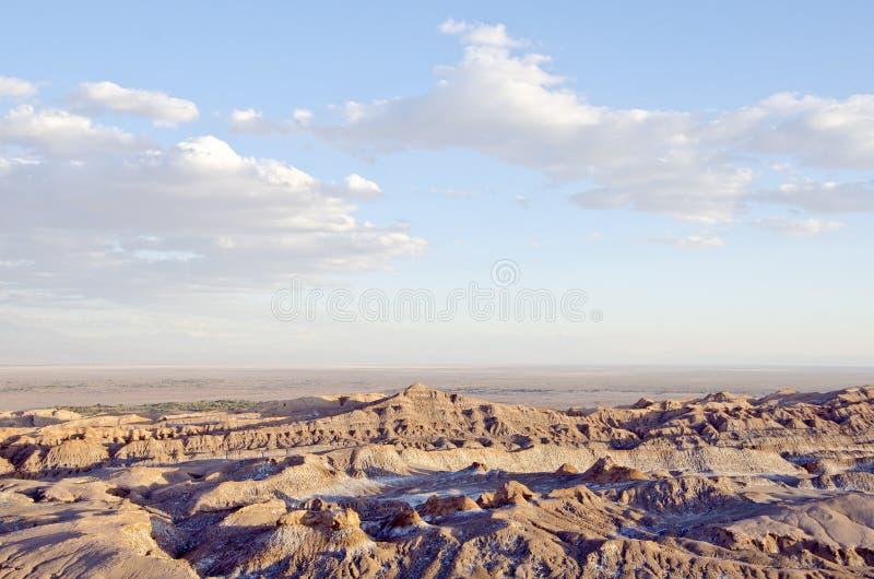 Desfiladeiro de Kari do deserto de Atacama o Chile fotos de stock royalty free