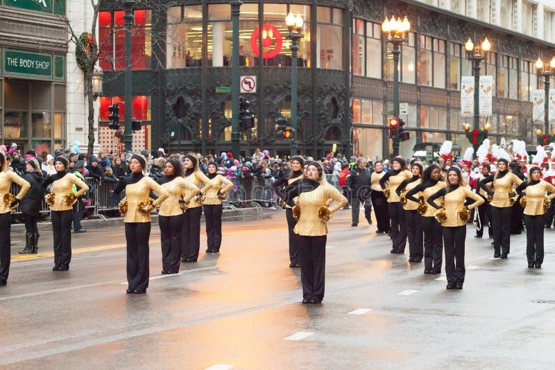 Desfile de la acción de gracias del ` s de McDonald foto de archivo