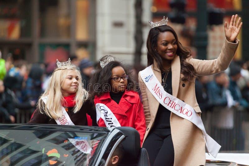 Desfile de la acción de gracias del ` s de McDonald fotografía de archivo