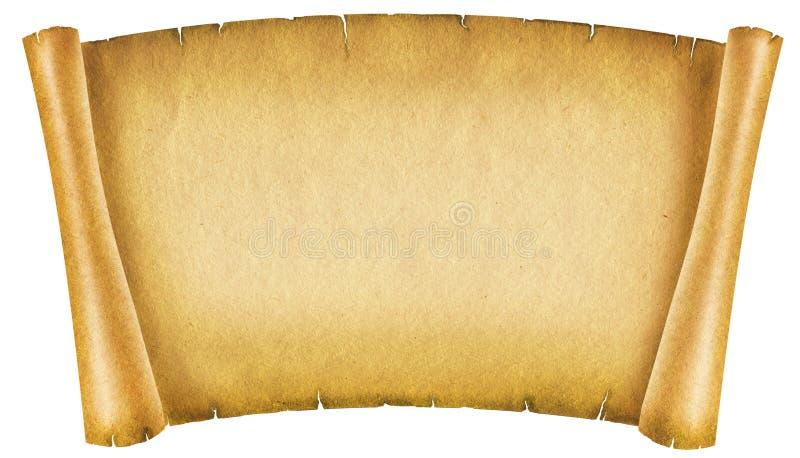Desfile de papel viejo libre illustration