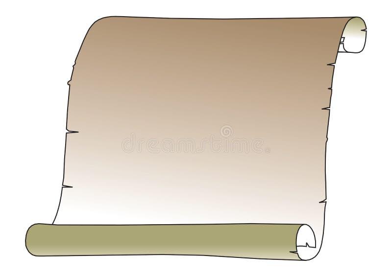 Desfile viejo stock de ilustración