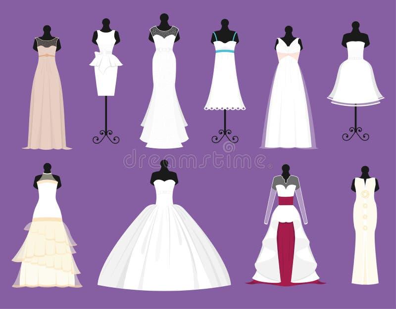 Anticuado Vestidos De Boda Ducha Ideas Ornamento Elaboración ...