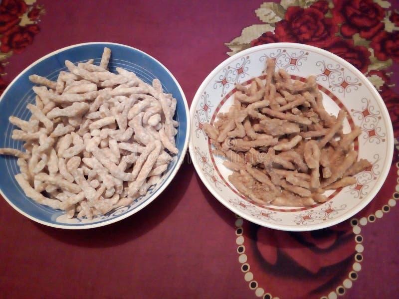 Desi Food photographie stock
