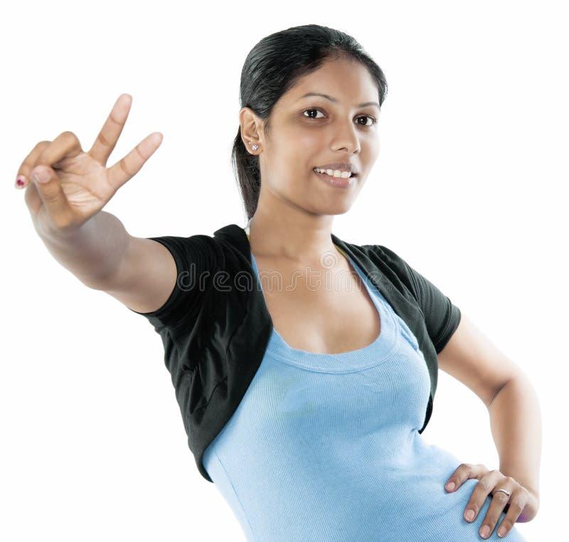 Download Desi Girl On White Background Stock Photo - Image: 32948584