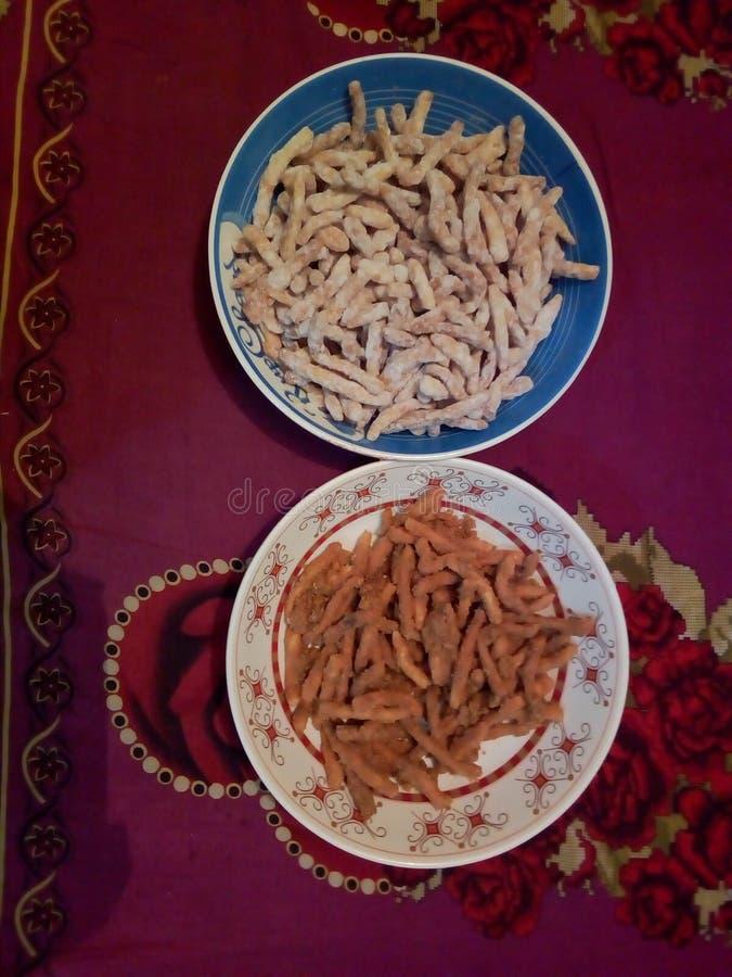 Desi Recipe image stock