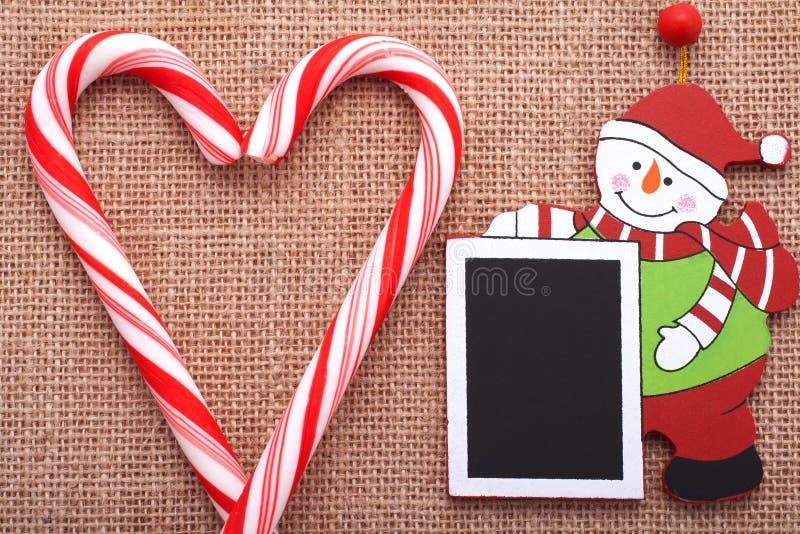 Desideri del bordo di Natale fotografia stock libera da diritti