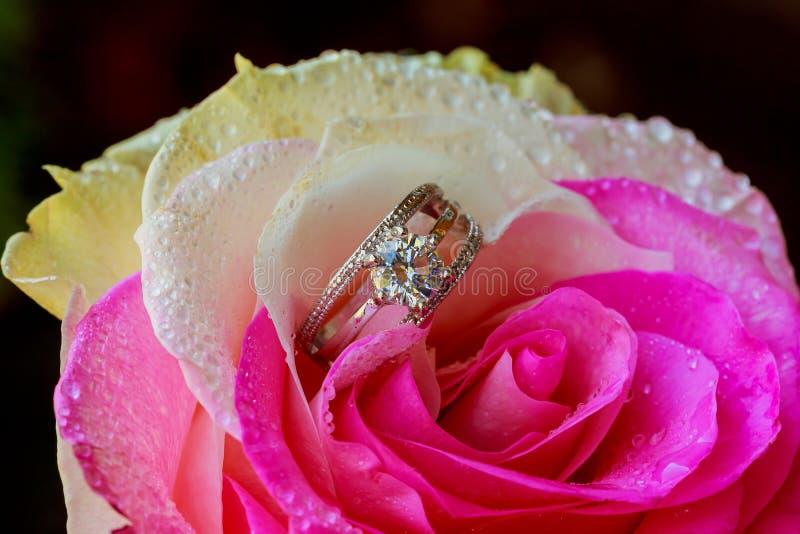 Desiderio, amore e San Valentino immagine stock