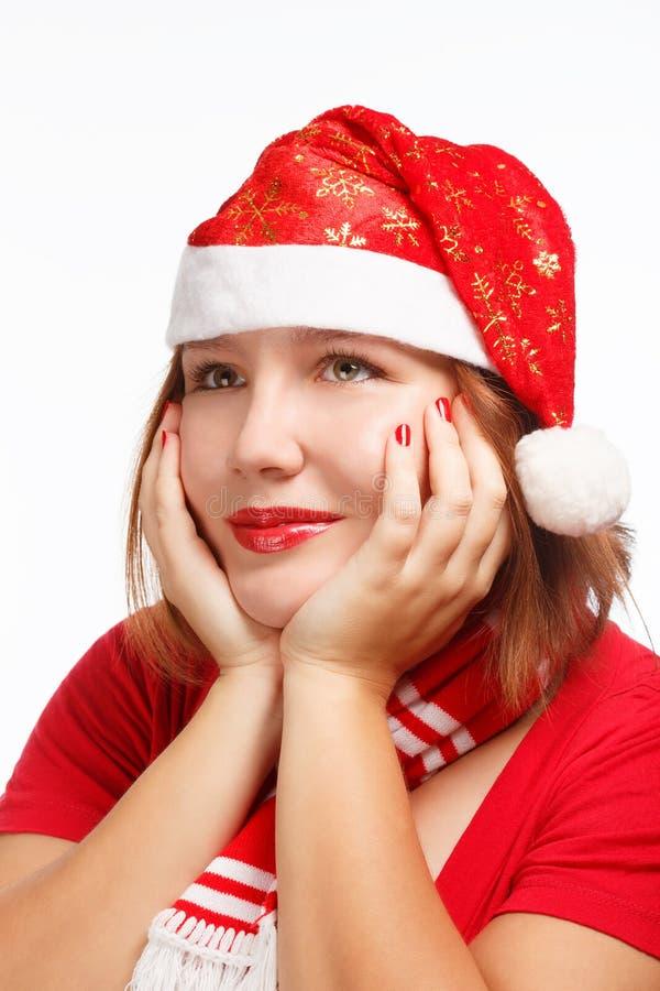 Desiderio del nuovo anno immagini stock libere da diritti