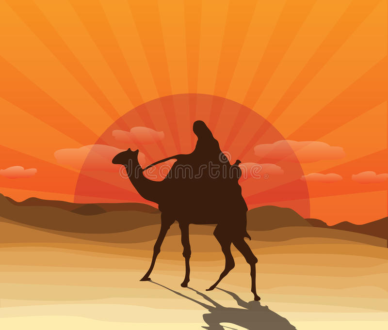 Desierto libre illustration