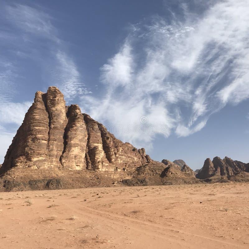 Desierto apagado fotos de archivo libres de regalías