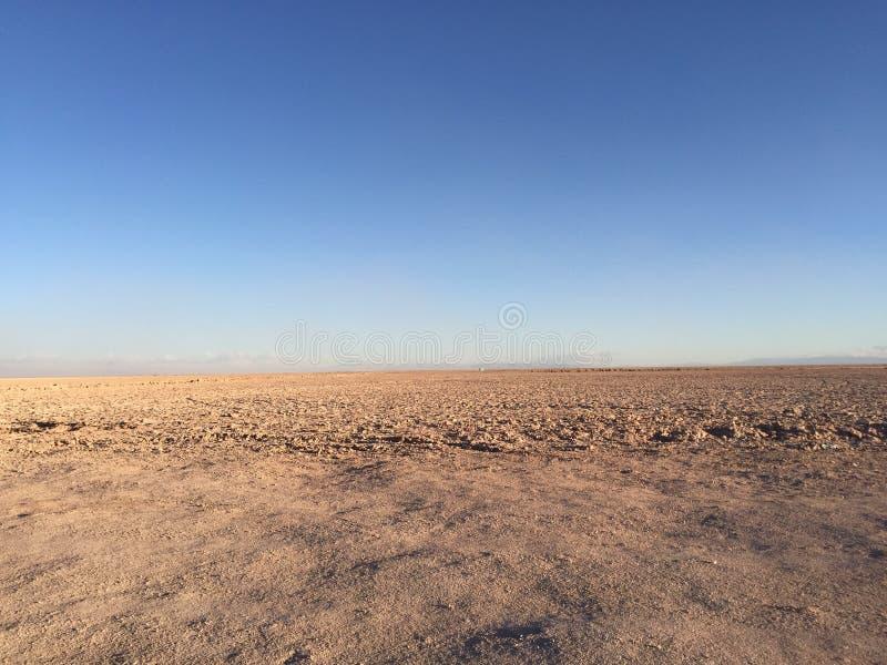 Desierto DE Atacama royalty-vrije stock foto