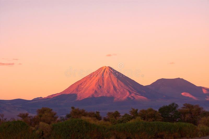 Desierto de Atacama fotografía de archivo libre de regalías