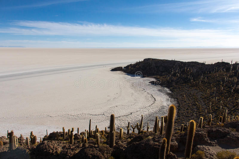 Desierto de Atacama foto de archivo