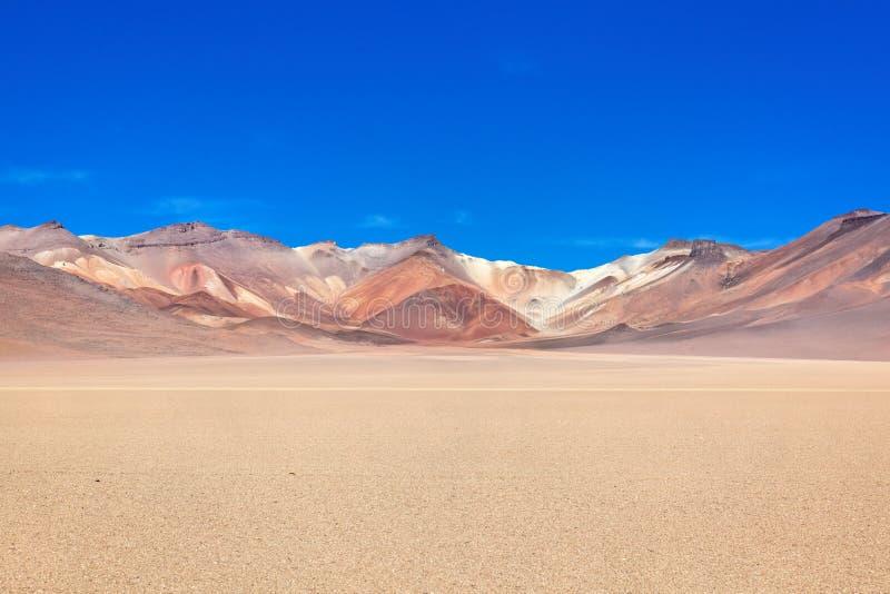 Desierto de Atacama Bolivia imágenes de archivo libres de regalías