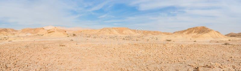 Desierto de Judean fotos de archivo