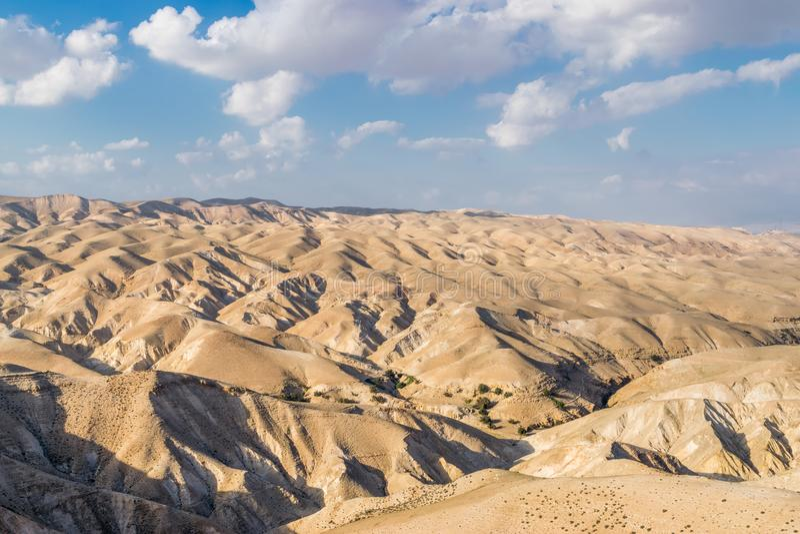 Desierto de la derecha foto de archivo