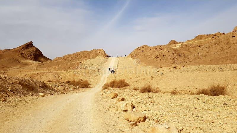 desierto de la naturaleza del paisaje de la tierra de la foto del aire fresco foto de archivo