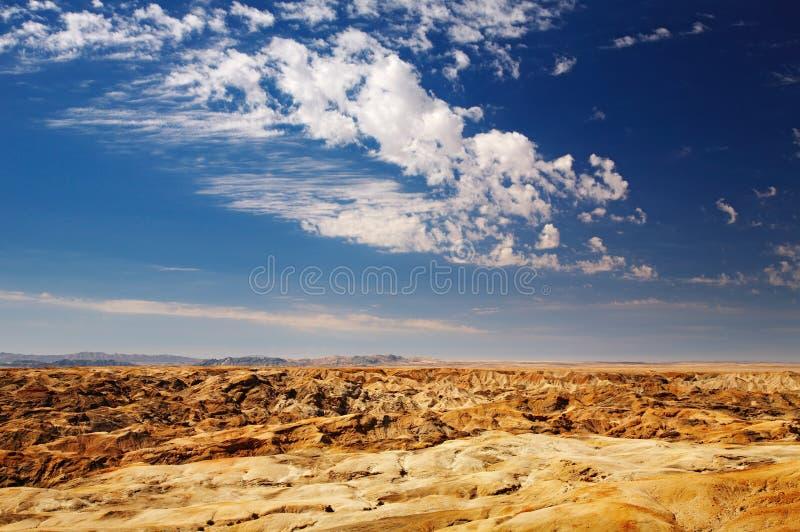 Desierto de Namib fotografía de archivo libre de regalías