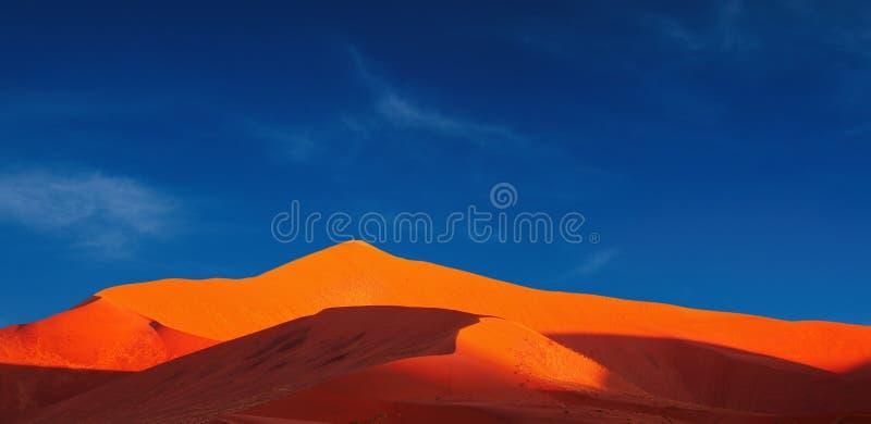 Desierto de Namib imágenes de archivo libres de regalías