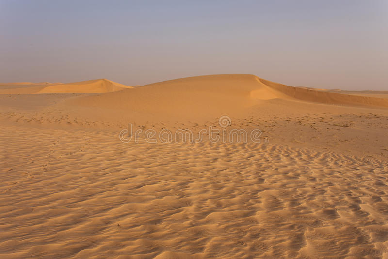 Desierto de Sáhara imagenes de archivo
