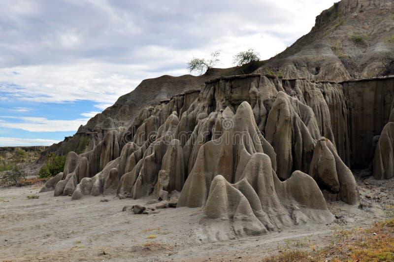 Desierto de Tatacoa imágenes de archivo libres de regalías