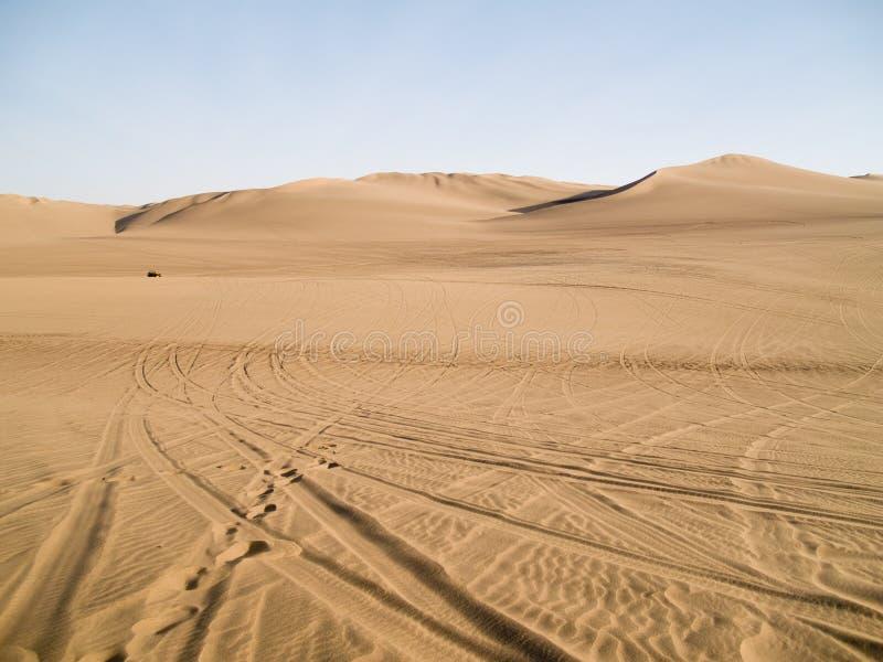 Desierto del AIC foto de archivo