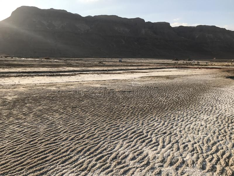 Desierto hermoso foto de archivo
