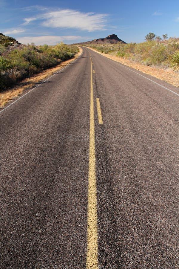 Download Desierto Road imagen de archivo. Imagen de sudoeste, naturalizado - 42429703