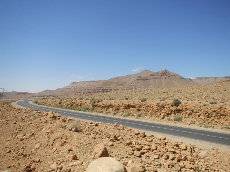 Desierto Road imágenes de archivo libres de regalías