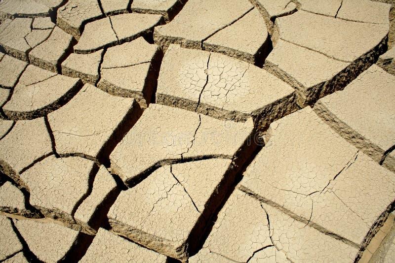 Desierto seco en la región del Mar Rojo imagenes de archivo