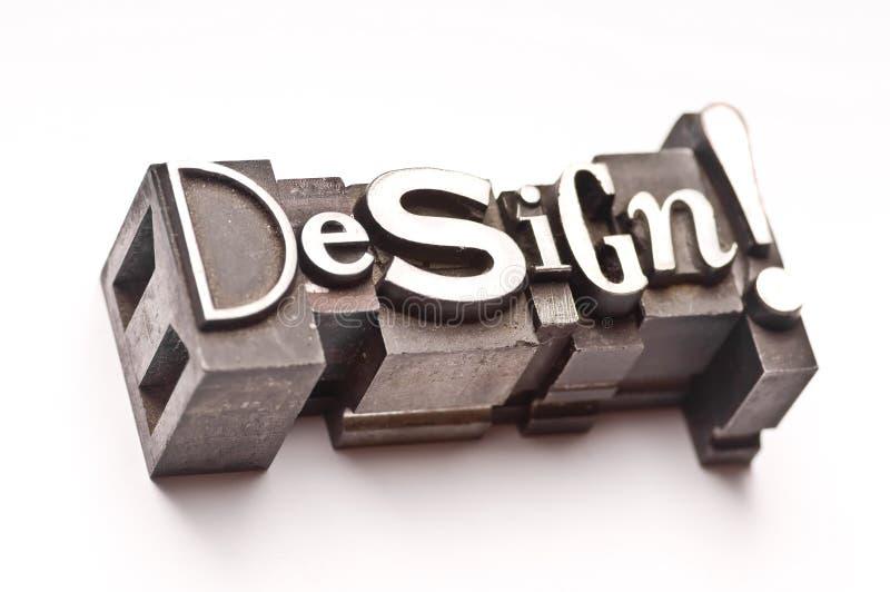 Design! stock photo