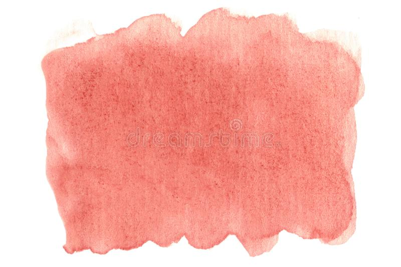 Design background element. Artistic abstract red illustration. For decoration, surfaces. Colorful vibrant red stock photography