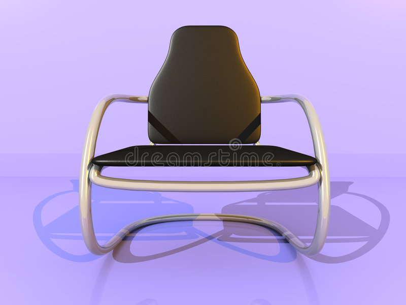 Download Design Chair stock illustration. Illustration of relax - 1102103