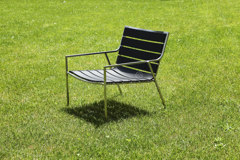 Design Chair Isolated Stock Photography