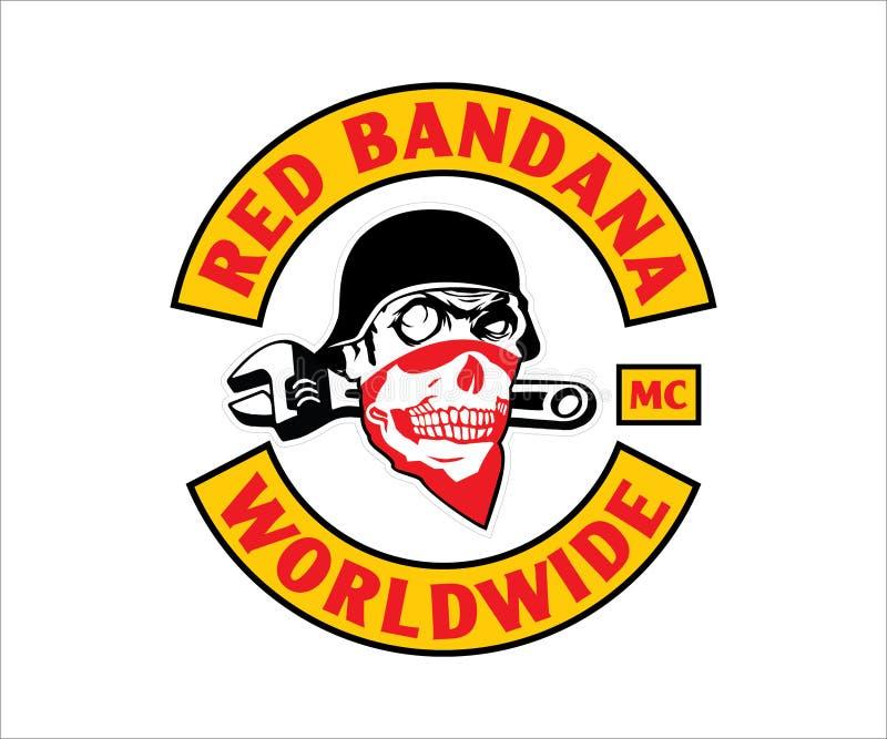 Motorcycle Club Logo, emblem, symbol, sticker stock photography
