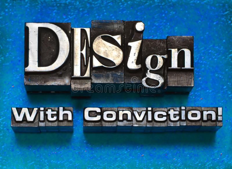 Download Design with conviction stock photo. Image of conviction - 19372116