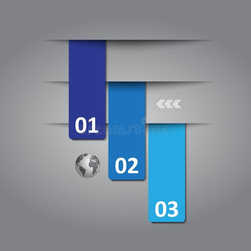 design 3d av kort stock illustrationer