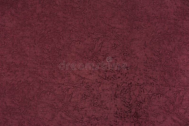 Dark red wallpaper royalty free stock image