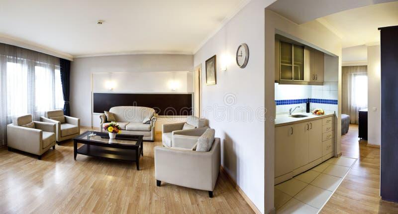 Design de interiores Home imagem de stock