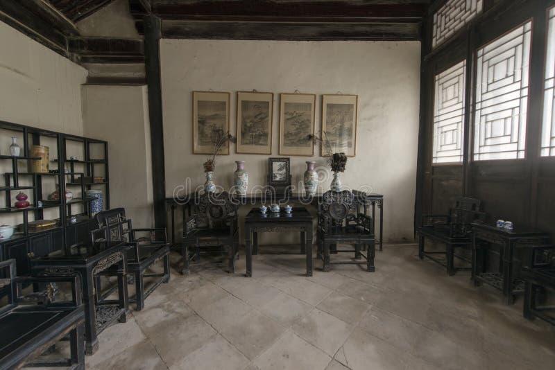 Design de interiores que restaura maneiras antigas fotografia de stock royalty free