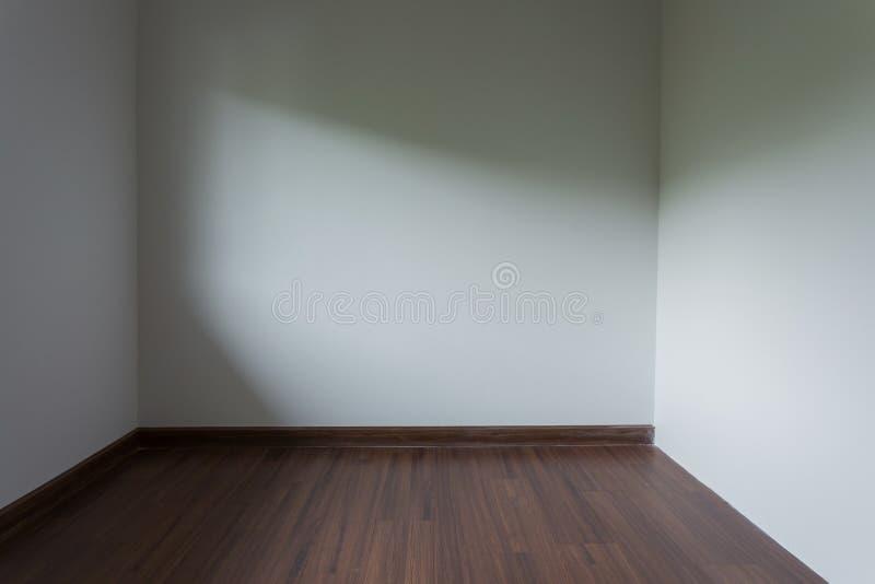 Design de interiores vazio da sala foto de stock