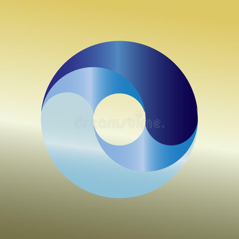 Design de logotipo para empresas belas cores design ilustração do vetor