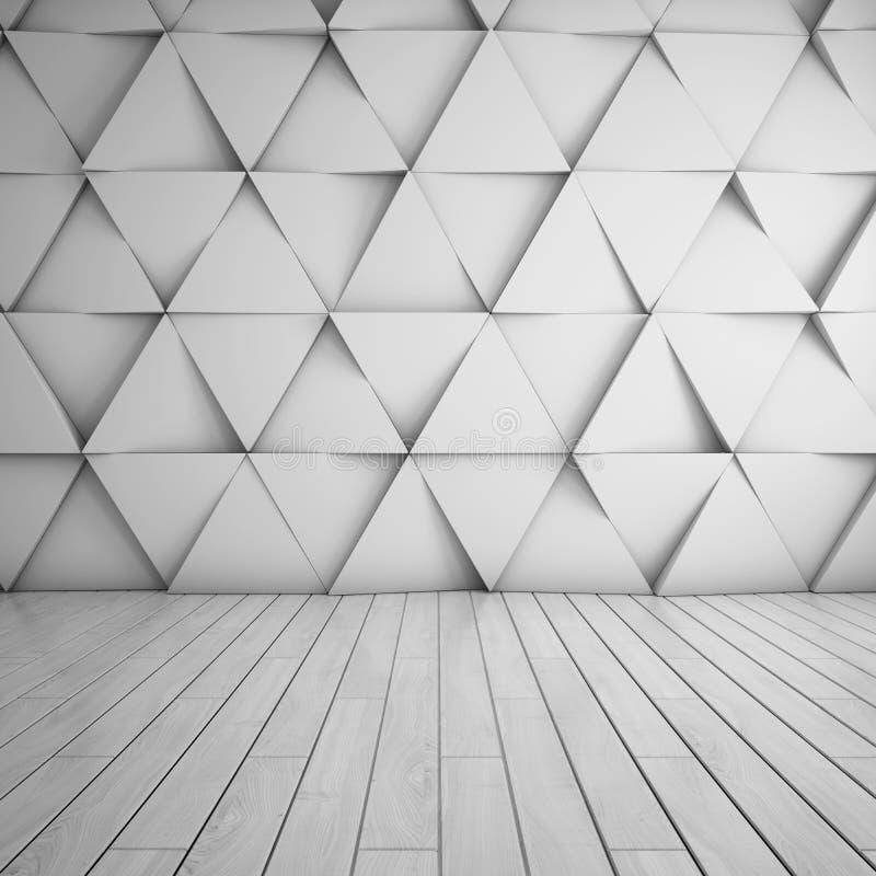 Design des Raumes stockbilder