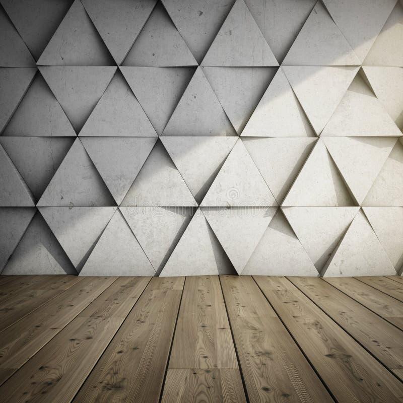 Design des Raumes stockfotografie