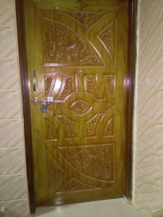 Design of a door stock photo