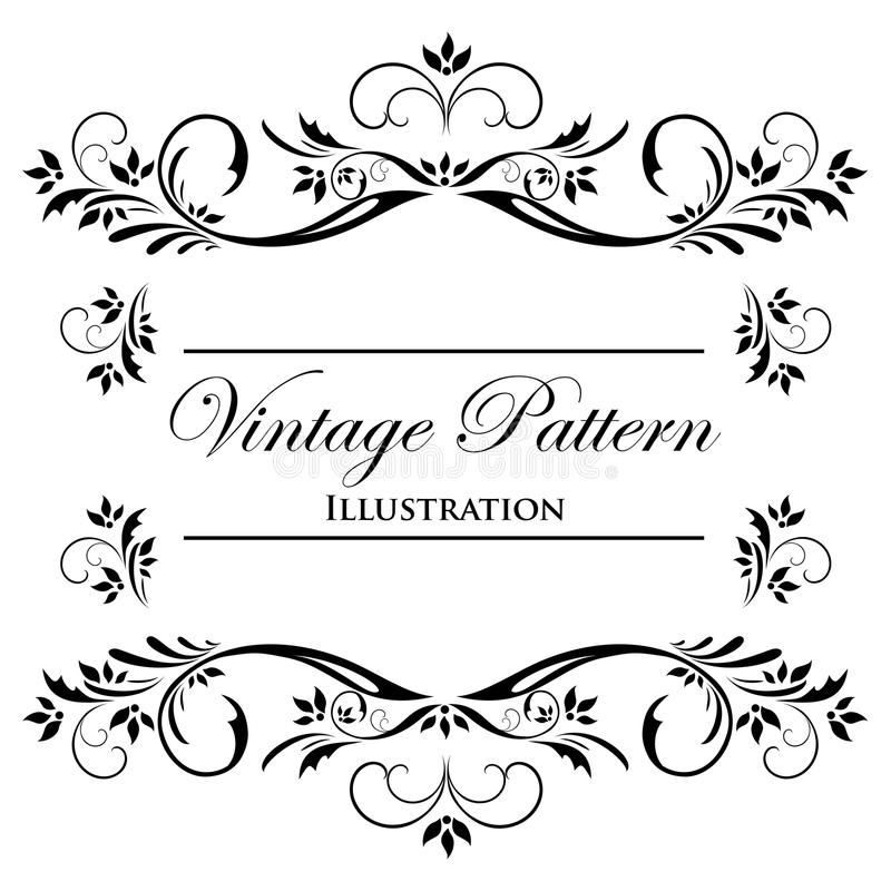 Download Design Element On A White Background Stock Illustration - Image: 23539656